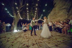 Freya & James Wedding First Dance