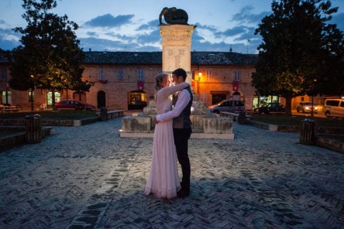 James and Freya - Destination Wedding in Italy by Hiro Arts