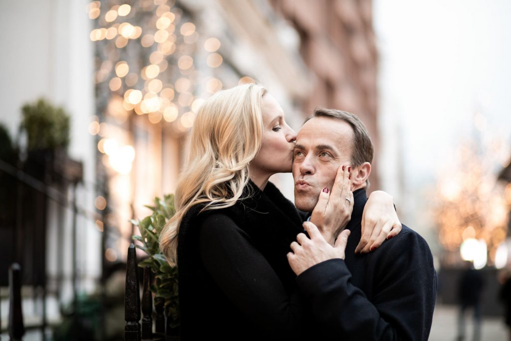 Couple photo shooting in London with Sarah and Mark by Hiro Arts London Portrait photographer