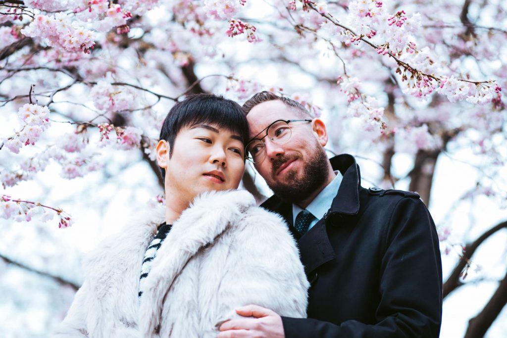 Couple photoshoot Portfolio - Hiro Arts Photography